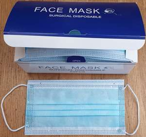 Contain-ER surgical face mask