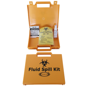 Contain-ER 1 application advanced body fluid spill kit