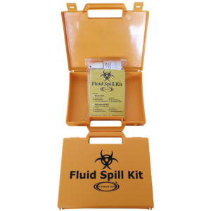 Contain-ER 1 application basic body fluid spill kit