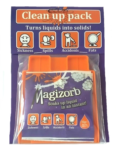 Magizorb clean up pack