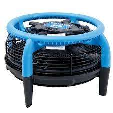 Contain-ER Air mover/floor drying unit
