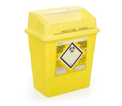 Contain-ER 13L sharps disposal bins excluding protected access - box of 20 41152430