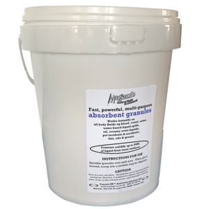 Magizorb absorbent granules 5kg bucket