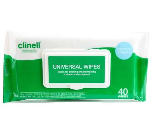 Clinell wipes pack of 40
