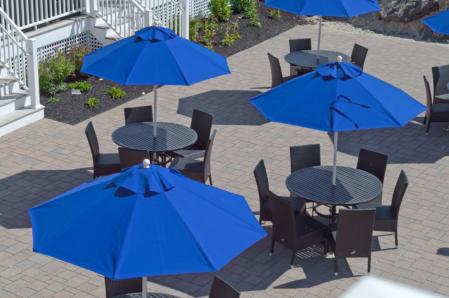 Aluminum Gazebos and Garden Umbrellas