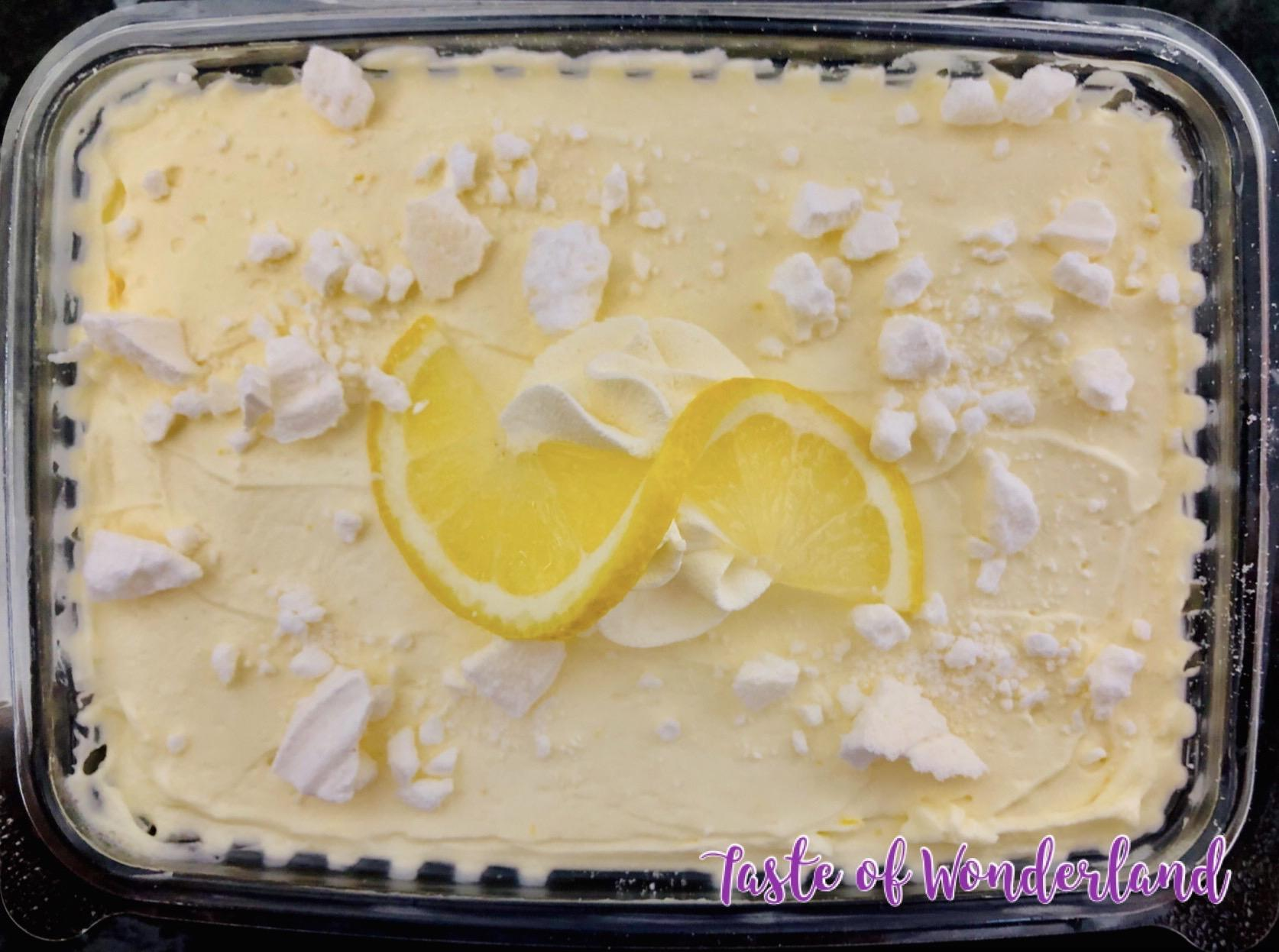 Lemon Meringue Pocket Cheesecake