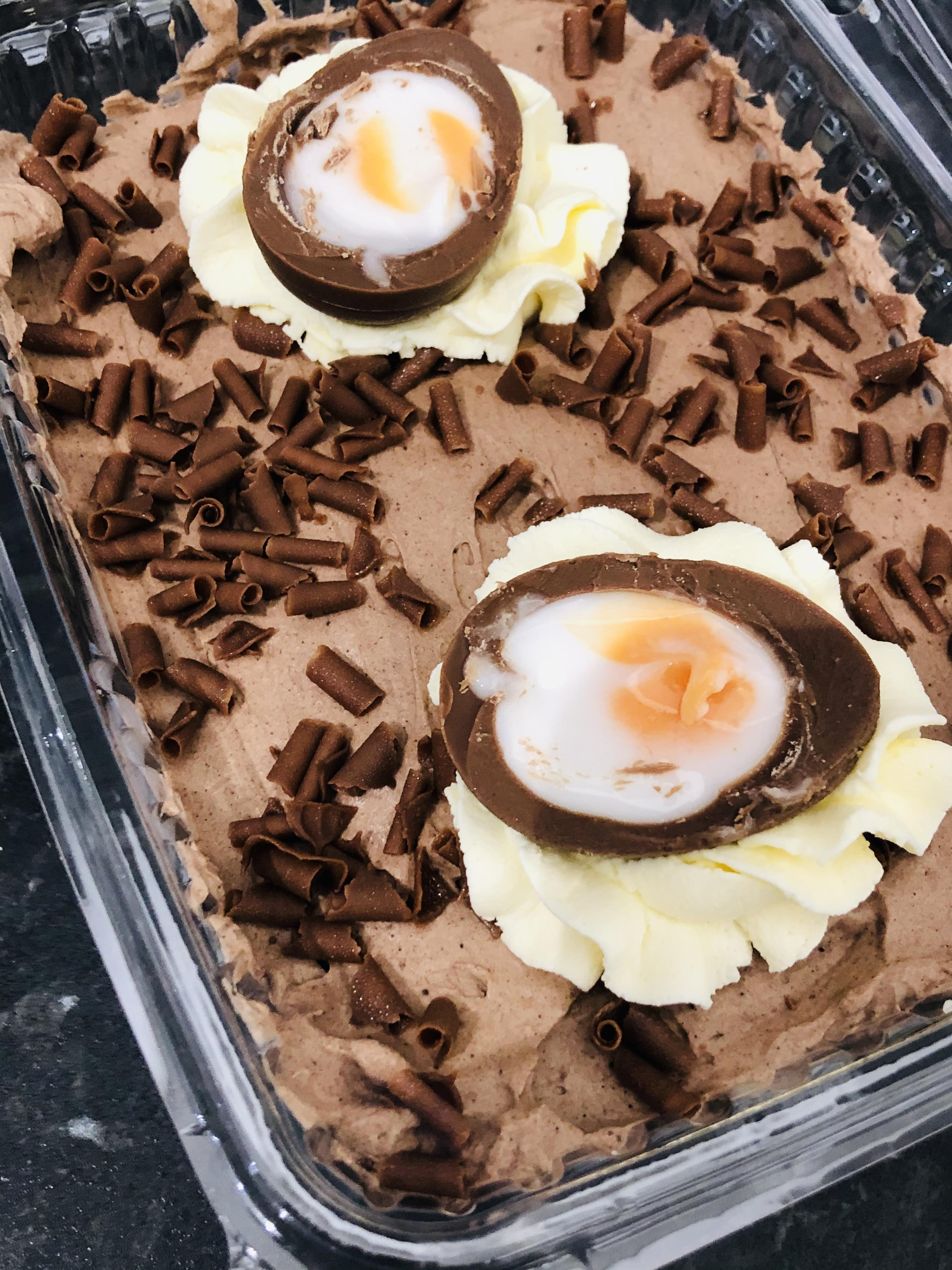 Cadburys Creme Egg Cheesecake