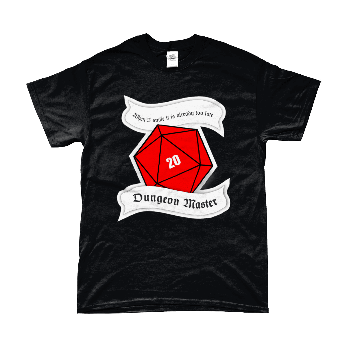 Red Berry Crafts Ltd:Dungeon Master Men's T-Shirt