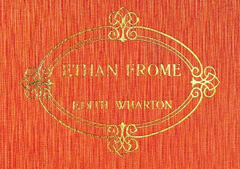 Edith Wharton. Ethan Frome (1911). An extraordinary signed association copy