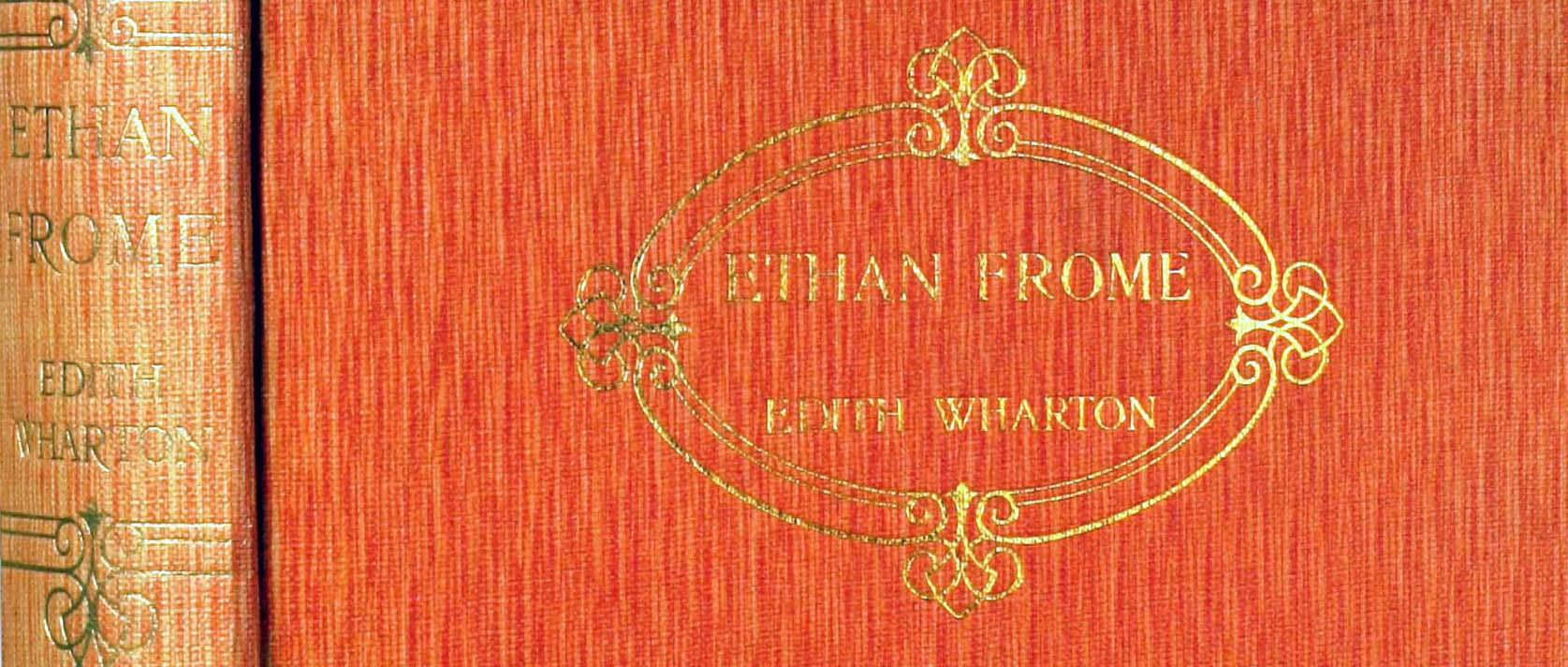 Edith Wharton, Ethan Frome (1911). An extraordinary signed association copy.