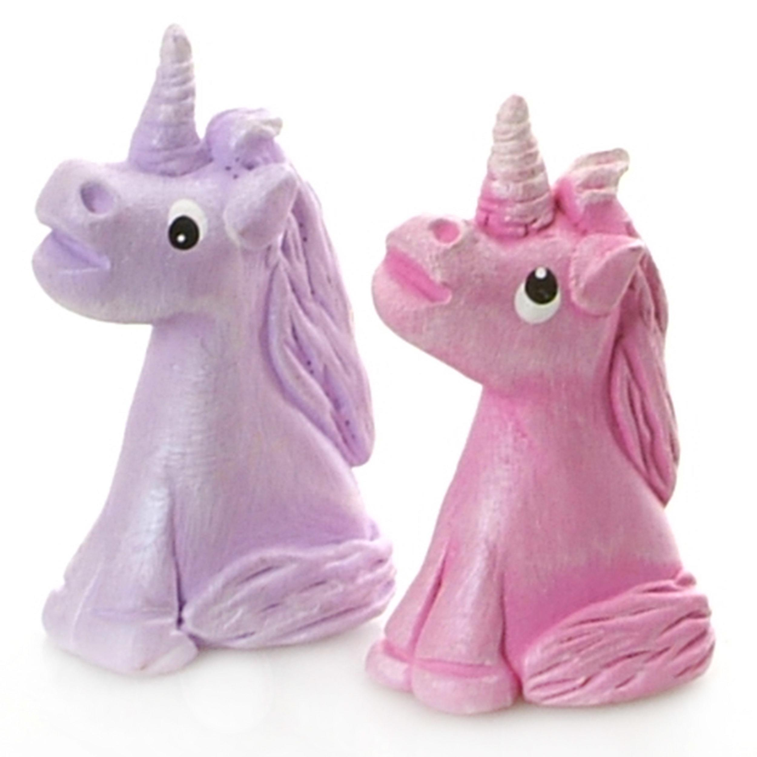 Pet in a Box | Ceramic Animal Gift for Kids | Unicorn