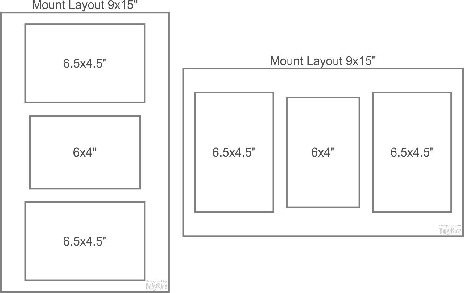 3 Hole Mount Specification