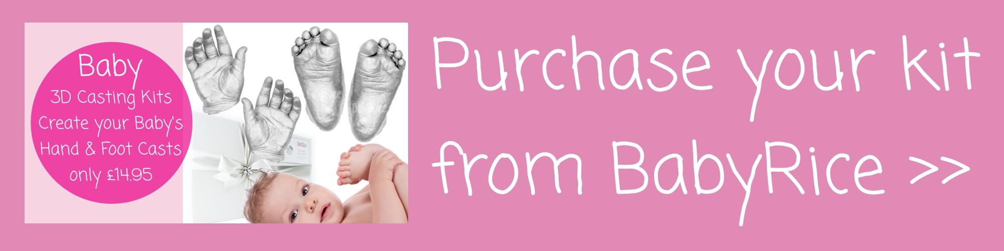 Buy a BabyRice Casting Kit
