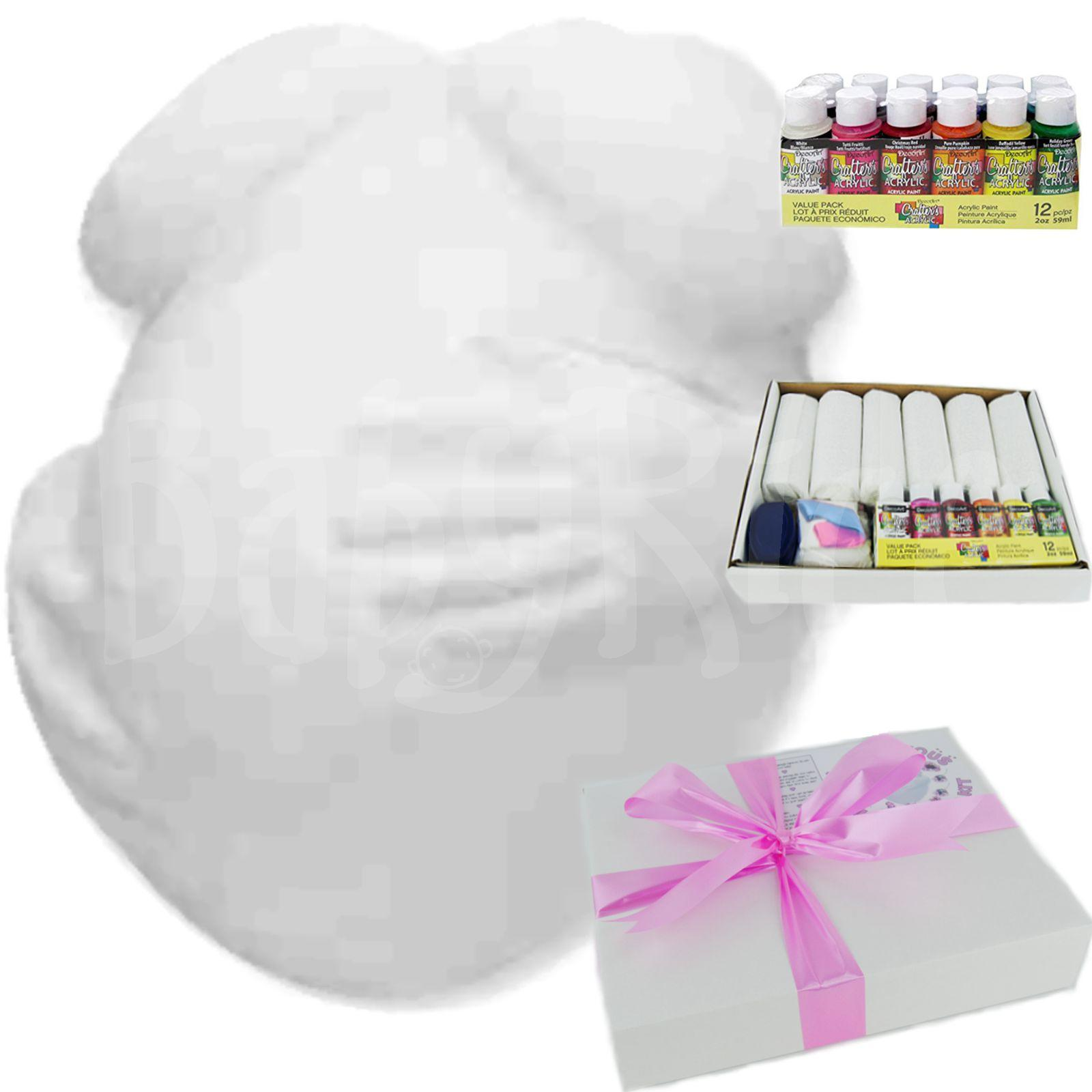 Belly Casting Kit Pregnancy Bump Plaster Cast