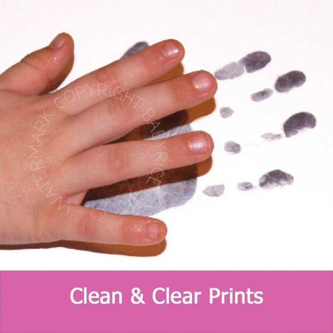 Clean and clear hand and footprints11