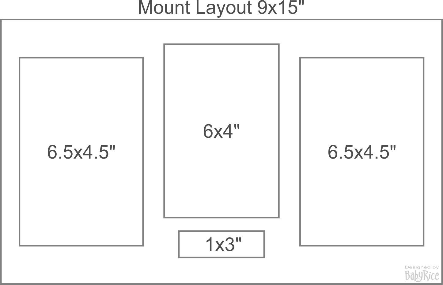 4 Hole Mount Specification