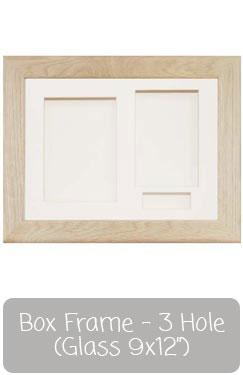 Shadow Box Display Frames 3 Aperture