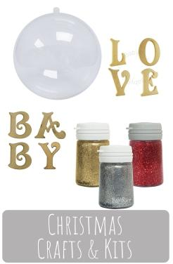 Christmas Crafts & Kits