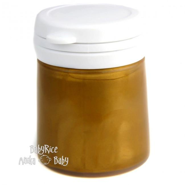 Gold Metallic Paint Pot 100ml