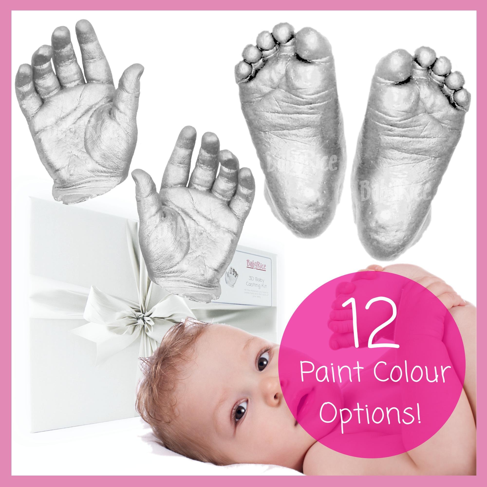 Baby Casting Kits from babyrice.co.uk