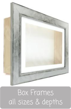 Box Display Frame