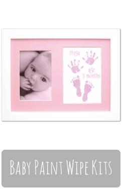 Baby Paint Safe Hand and Footprint Kits