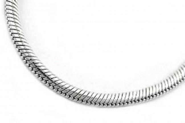 "Choose a 16"", 18"", 20"" or 22"" sterling silver chain"