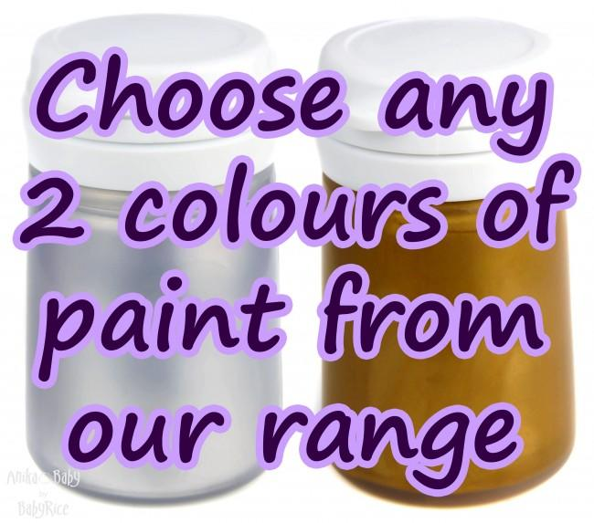 Any 2 x 20ml Paints