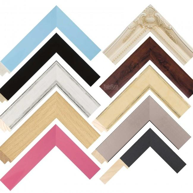 Selection of Chevrons Frame Mouldings to choose from