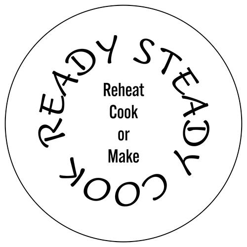 Ready Steady Cook - Reheat, Make, Cook