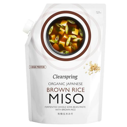 Brown Rice Organic Miso Clearspring
