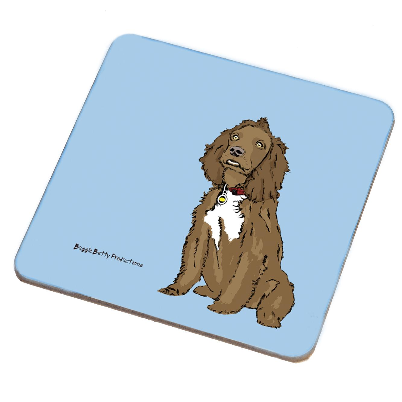 Cocker Spaniel Coaster