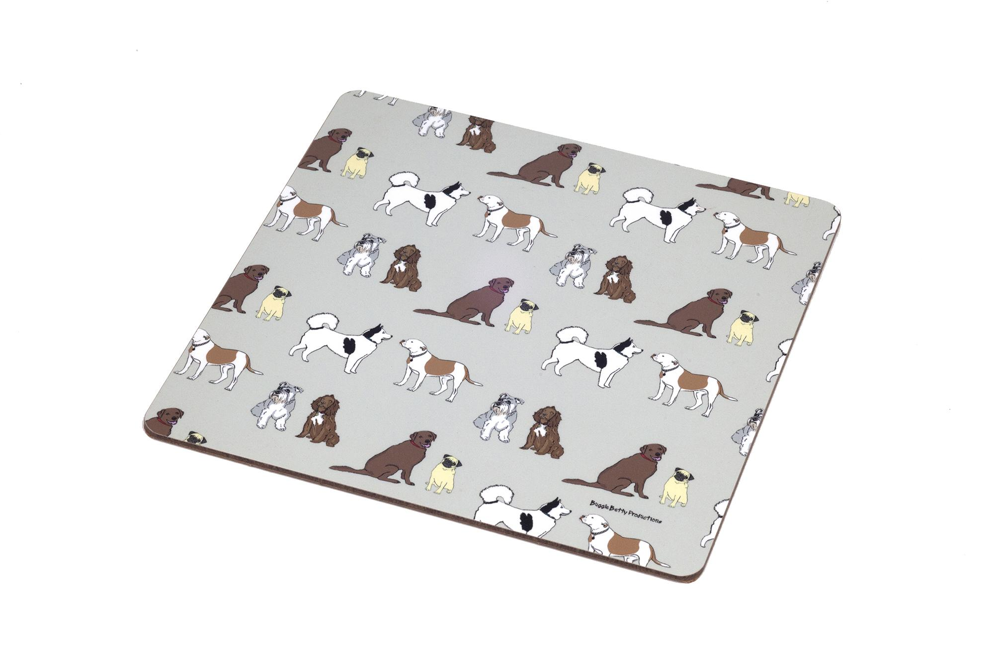 Dog Design Placemats