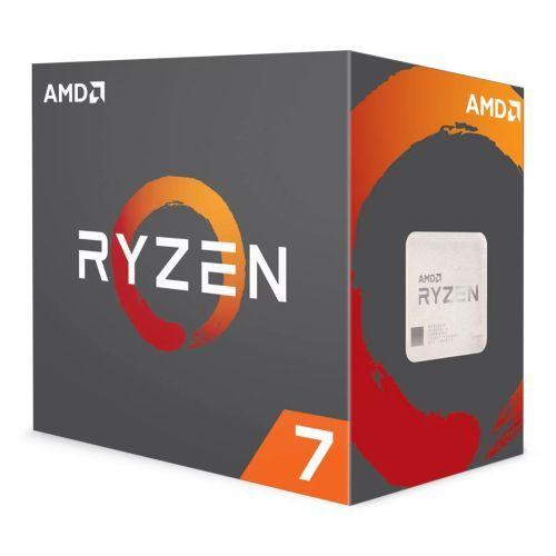 AMD Ryzen 7 3700X CPU with Wraith Prism RGB Cooler