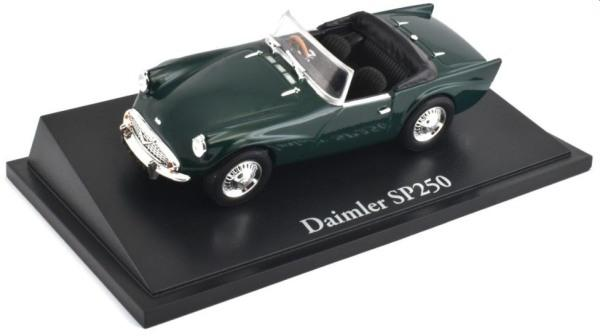 Daimler SP250 , british racing green, Atlas Edition