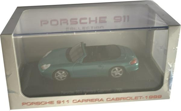 Porsche 911, Carrera Cabriolet, 996 model