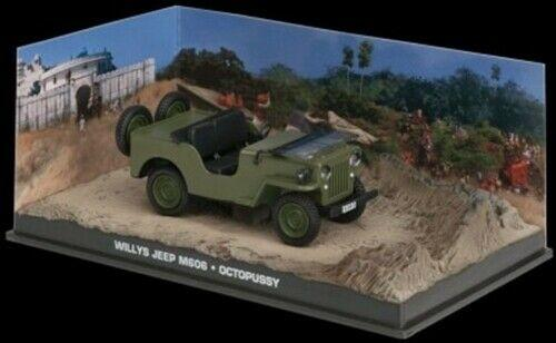 James Bond 007 Willys Jeep M606 from Octopussy