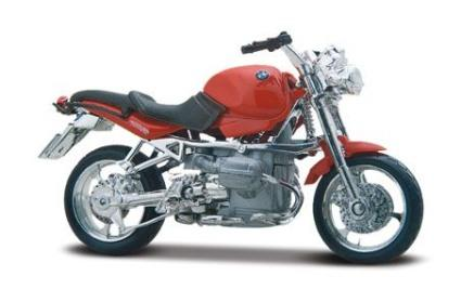 BMW motorbikes in 1:18 scale