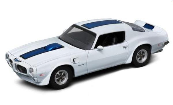 Pontiac Firebird Trans Am, white/blue
