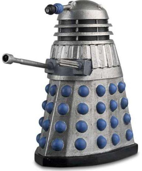 Flamethrower Dalek (Masterplan) from the episode The Daleks Masterplan