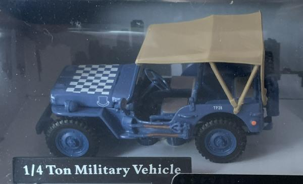 Jeep 1/2 Ton Military Soft Top Vehicle,
