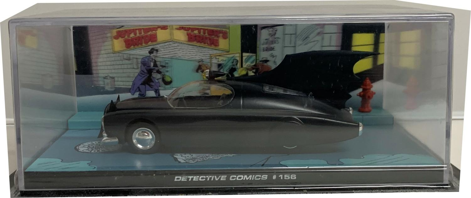 Batman - Batmobile from Detective Comics #156