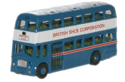 'N' gauge 1:148 scale model Buses
