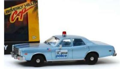 Beverly Hills Cop 1977 Plymouth Fury