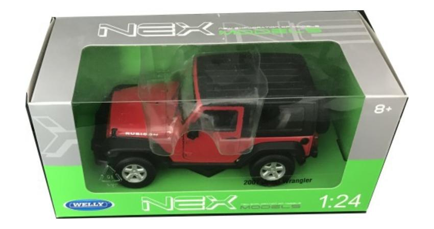 Jeep Wrangler Closed Roof