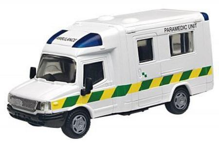 ambulance models