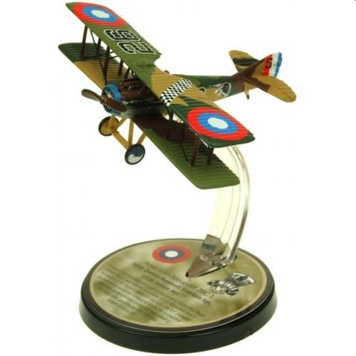 Spad XIII, 2nd Lt Frank Luke, 27th Aero Sqn 1918, 1:72 scale model from Wings of the Great War