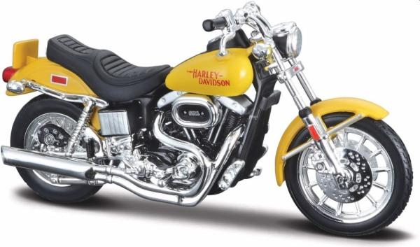 Harley-Davidson-1977-FXS-Low-Rider-in-yellow-1-18-scale-model-from-Maisto-7022.html