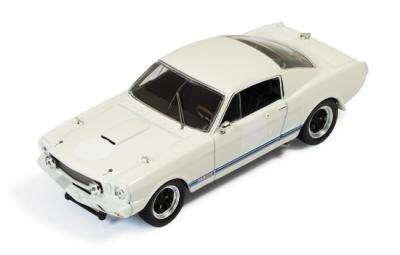 "Shelby 350 GT 1966 ""Ready to Race"" 1:43 scale model from IXO"