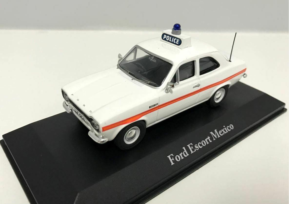 british police ford escort mexico
